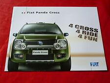 FIAT PANDA CROSS prospetto di 2006
