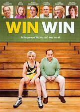 Win Win (DVD, 2011) Jeff Tombor, Bobby Cannavale, Paul Giamatti, Alex Shaffer