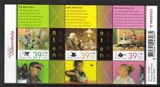 NETHERLANDS MNH 2005 THE 100TH ANV OF THE BOOK - OT ET SIEN SET OF 3