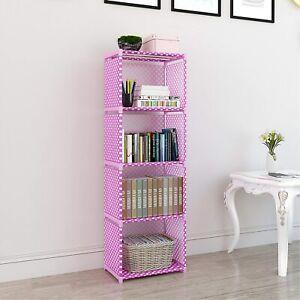 MemeHo® Simple Bookshelf/Multipurpose Rack/Children Bookcases/File Rack for Offi