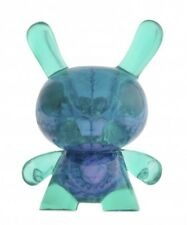 """Scott Wilkowski 5"""" Infected Dunny Teal & Blue/Purple Limited to 10 pieces"""