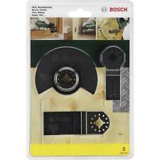 Bosch bois set 3 pièces 2607017323 GOP pmf Fein Makita Multi Master Multitool