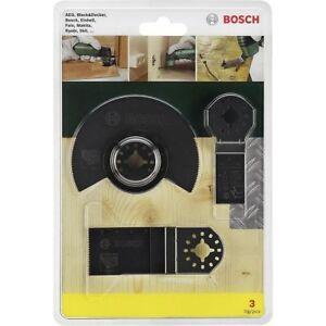 Bosch Holz Set 3 tlg. 2607017323 GOP PMF Fein Makita Multimaster Multitool