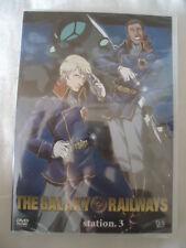 The galaxy railways  Voyage 1 DVD 3 – Episodes 10 à 13 no ALBATOR