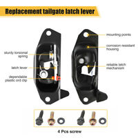 1 Set Tailgate Latch Lever Left&Right 15921948 w/ Fits Escalade 1999-2007 1500