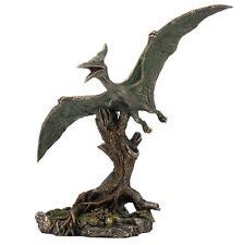 "8"" Pteranodon Dinosaur Statue Collectible Figurine Figure Prehistoric Animal"