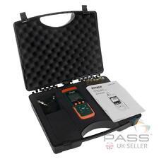 NUOVO Extech SDL800 Misuratore di Vibrazioni/Datalogger con sensore remoto a distanza-Regno Unito
