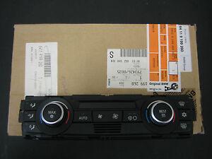 BMW 1 SERIES & 3 SERIES A/C CONTROL UNIT 64119199260