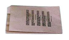 FILTRO di carta ricambio sacchetto motore bidone aspiratutto aspirapolvere LAVOR