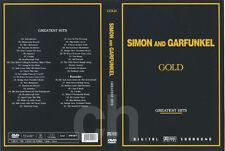 Simon And Garfunkel - Gold (Greatest Hits)  DVD NEW