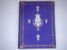 BOOK OF COMMON PRAYER AND ADMINISTRATION OF SACRAMENTS KING EDWARD VII 1904