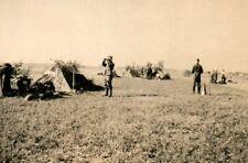 Foto, RAD 2/233 Suhl dann I.Flak 3, Stellung in Rzeszów, Polen 1939 (N)21095
