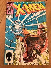 X-Men #221 First Appearance Mr Sinister Huge Key Marvel 1st App CGC Comic
