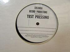 TEST PRESS / DONNA SUMMER - I REMEMBER YOU LP PRESSING
