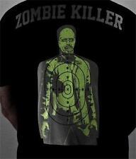 Neuf Brille dans le Noir Sons Of Guns Rouge Veste Armes à Feu Zombie Taille M