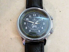 POLJOT SIGNAL ALARM USSR vintage men's mechanical wristwatch