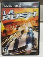 LA Rush - PS2 PlayStation 2 Sony