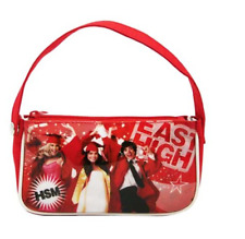 HIGH SCHOOL MUSICAL HSM EAST HIGH GIRLS RED HANDBAG FASHION ACCESSORIES BAG NEW