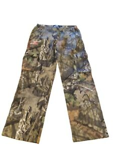 NWT Women's MOSSY OAK Break-Up Country Camo Cargo Pants Hunting Size M