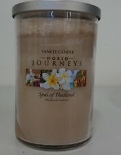 Yankee Candle World Journeys Spas of Thailand (566 g)