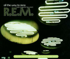 Pop Musik-CD 's R.E.M. - Bros Records-Label