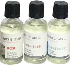 Fresh N Air Fragrance  Essence for Air Purifiers 3x30ml