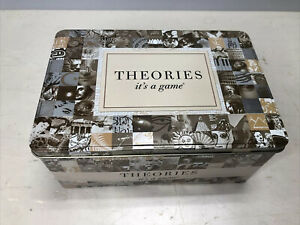 Theories - It's a Game For Inquiring Minds, 2008 Outset Media, Excellent