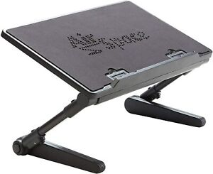 """Air Space 11"""" x 18"""" Adjustable Laptop Desk As Seen On TV New Without Box"""