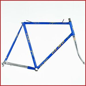 OLMO SINTEX COLUMBUS STEEL FRAME SET VINTAGE 90s ROAD RACING BIKE BICYCLE STEEL
