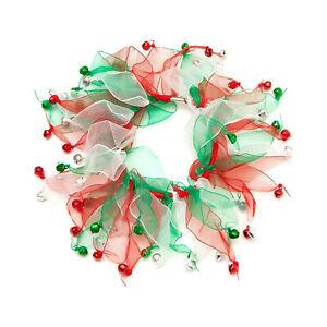 Midlee Christmas Jingle Bells Decorative Dog Collar (X-Large)