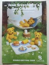 JEAN GREENHOWE'S TOY COLLECTION - Knitting Patterns