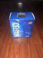 Intel Celeron G3900 (Used Once)