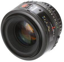 Pentax SMC Pentax-F 50 mm 1.7 mount PK  (Réf#E-165)