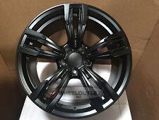 19 Wheels M6 Style 433 Fit BMW M6 Sport 335 328 4 series Satin Black Rims 20