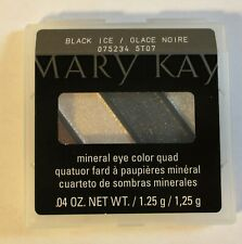 Mary Kay Mineral Eye COLOR QUAD BLACK ICE
