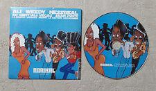 CD AUDIO INT / RADIKAL SAMPLER VARIOUS ARTISTES 50 CENT/ALIVEGAS, LE REMÈDE 2005