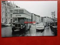 PHOTO  DOUGLAS CORPORATION AEC REGENT V BUS NO 14 REG 409 LMN