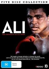 ESPN - Ali The Greatest Of All Time (DVD, 2014, 5-Disc Set)