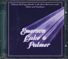 Emerson Lake & Palmer Welcome Back My Friends To The Show That Never Ends (2 CD)