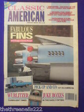 CLASSIC AMERICAN # 17 - WURLITZER - Feb-Mar 1992