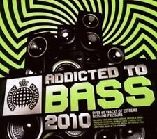 Addicted To Bass 2010 - 3 CDs - 60 Songs