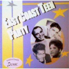 EAST COAST TEEN PARTY Volume 1 CD NEW 1950s rock 'n' roll rhythm & blues