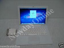 Apple A1181 MacBook Intel C2D 2.40GHz 2GB 160GB Wi-Fi Bluetooth WebCAM MB403LL/A
