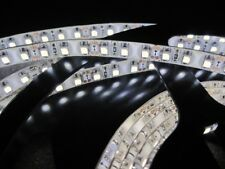 600led BIANCO NEUTRO WATERPROOF IP65 5m LED STRIP 12V LUCE B5B1