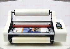 "Digital Control 13"" Thermal Hot/Cold roll Laminator Laminating machine(335mm)"