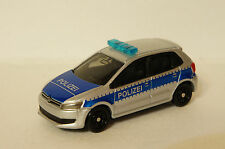 TOMICA~ No.109 VOLKSWAGEN POLO POLICE CAR ~ 1/62 (Free Shipping)