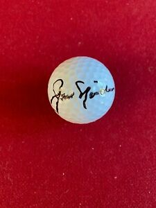 "Jack Nicklaus, ""Autographed"" (JSA Full Letter) Golf Ball (Scarce / Vintage)"