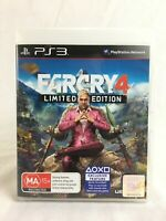 Far Cry 4 : Limited Edition - With Manual - Playstation 3 / PS3