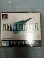 Final Fantasy VII 7- Sony PlayStation PS1 Game - A Smorgasbord Of RPG FMVs #944