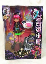 Monster High Howleen Wolf 13 Wishes BNIB